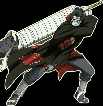 Kisame Hoshigaki from Naruto Shippuuden <3