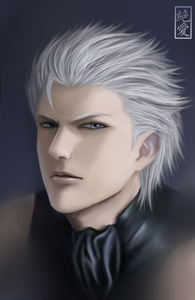vergil from devil may cry