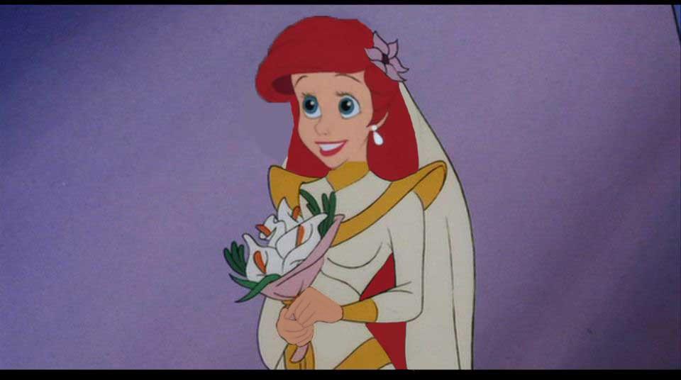 disney princess wedding dresses arielTeam Ariel      Disney Princess   Fanpop Page 9 yysEJvDl