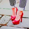 Shoes! Thanks to Fanpop, the image quality is absolutely disgusting, so this icon looks nothing like