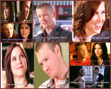 Because Lucas used the word [i]love[/i] when referring to Brooke in EVERY season. Season 1: [i]I
