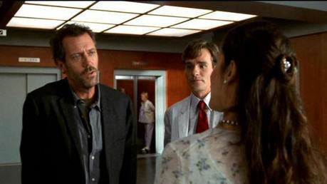 """""""Paternity"""" Cuddy - Is there a paternity bet on the father not being the father? House - My guy kno"""
