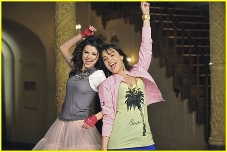 demi in Princess Protection Program