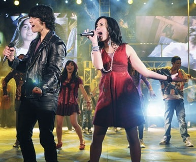 demi in send it on