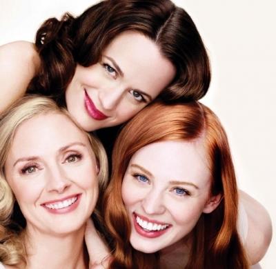 Here: Next: Elizabeth, Rachelle and Nikki :)