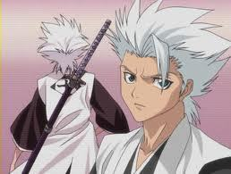 Toshiro Hitsugaya of Bleach.