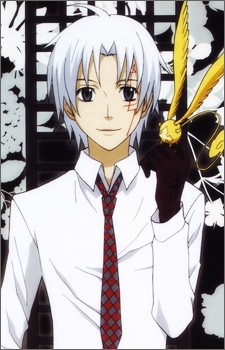 Allen Walker from D. Gray-Man<br />