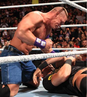 प्रिय Raw Superstar 5-R-Truth 4-Morrison 3-HHH 2-HBK 1-JOHN CENAAAAAAAAAA