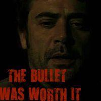 About John using a Colt bullet to save Sammy.