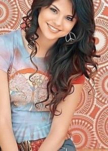 Selena Gomez. Hope u like it!