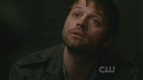 ^ It's from season 5 episode The End. Hippy Cas detto it to Future Dean about his reckless plan ;)
