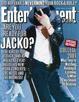 """Don't call me Jacko"" - MJ :("