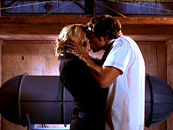 ok...that was REALLY hard because I've never seen Chuck..so I had to watch the video then find the pi
