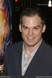 He looks like: Michael C. Hall (Dexter)