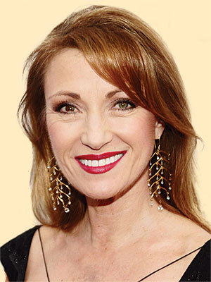Jane Seymour. This is her Should we scrap this game?