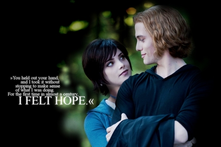 next: A drawing of Alice and Jasper