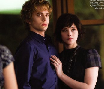 Next: Alice&Jasper kiss in Eclipse