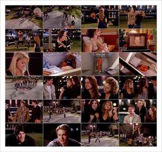 I have to agree with Kelly! This last scene in Season 4, is my all time kegemaran OTH moment. The musi