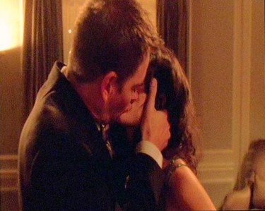 I'll kick it off with the very first kiss, even although its just an undercover one!! :)