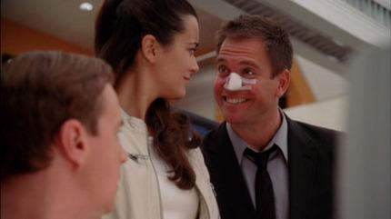 ^ Poor Tony, hahaha. :) Corporal Punishment. ♥