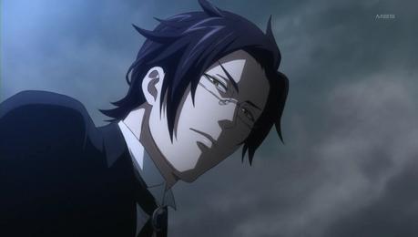 Claude Faustus from Kuroshitsuji