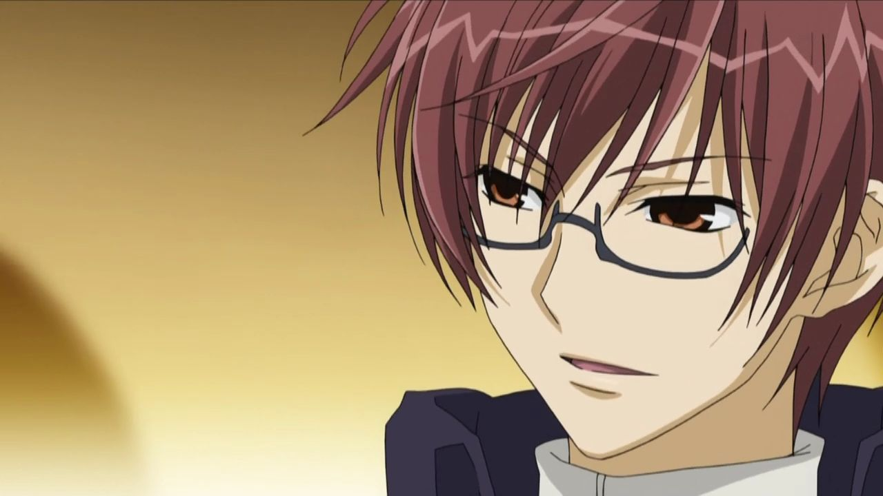7 Ghost Anime Characters : Anime characters wearing glasses fanpop