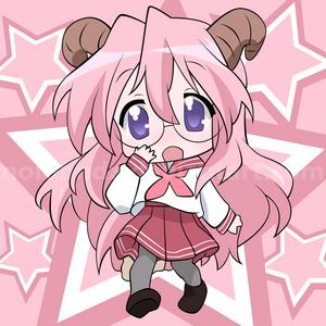 Miyuki Takara from Lucky Star
