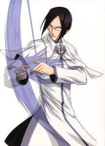 Uryuu Ishida from Bleach
