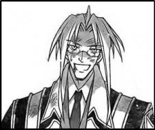 Kurt Godel from Negima Magister Negi Magi