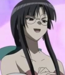 Chigusa Amagasaki from Negima Magister Negi Magi