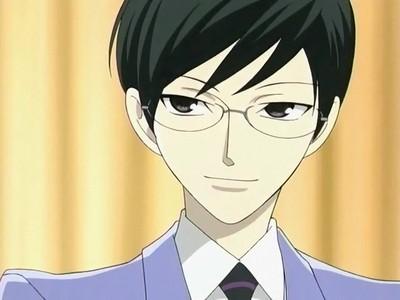 Kyouya Ootori from Ouran High School Host Club