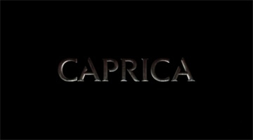 Did Ты hear that Caprica is toast. Syfy has announced that the low-rated Battlestar Galactica preque
