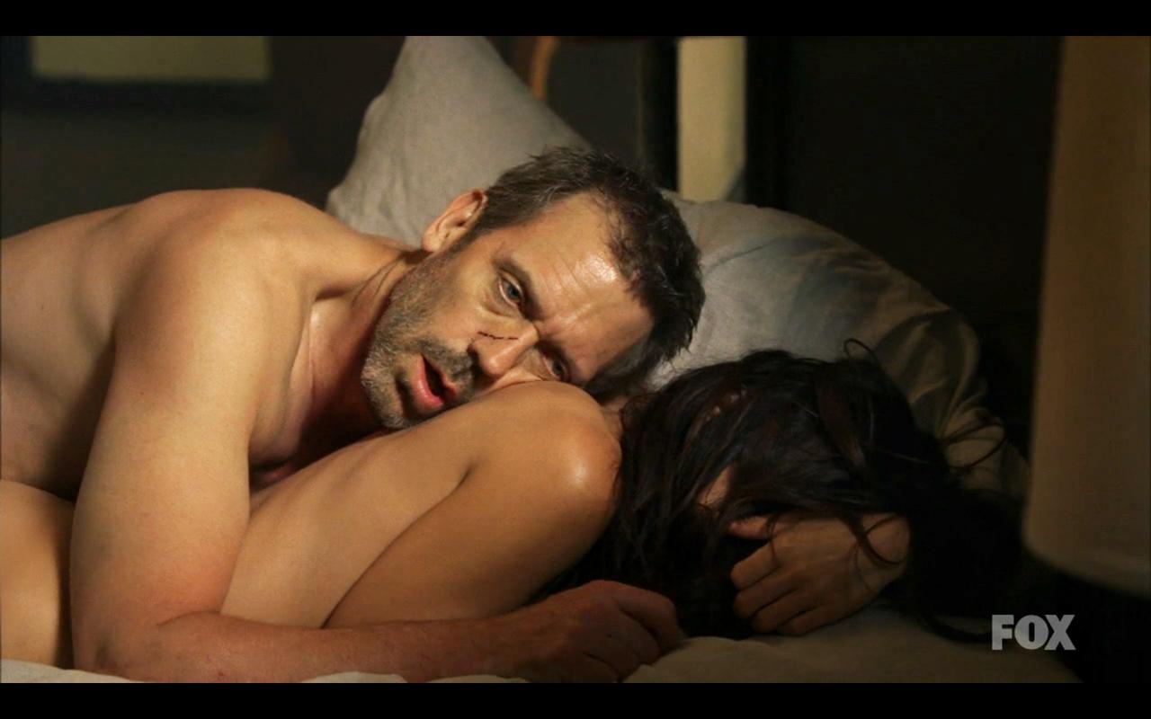 Naked body massage video