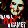 Mine: jigsaw puppet !