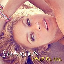 """Sale el sol 1. """"Sale el Sol"""" 2. """"Loca"""" (Spanish Version) 3. """"Antes de las Se"""