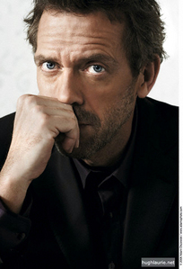 Hmm...don't have 'stand out' pic but I have nice Hugh in black one that might stir you up;)