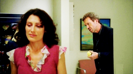 Cuddy: Maybe I just want a friend and Wilson is a safe choice. House: I'm not safe? Cool. James Wil