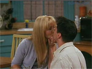 TRUE!!!! OH MY GOD!!!!!! TPBM wanted Phoebe and Joey to get together!