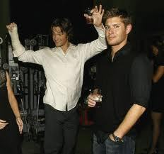 is this one ok Jared hugging jensen