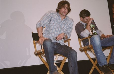 Jared pouting