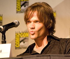 sorry its abit small Jared licking his lips