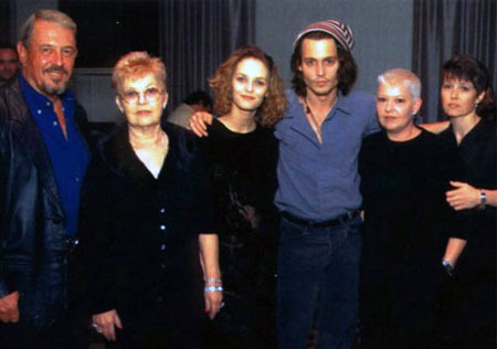 Think I&#39;ve found one! :) <br /> <br /> Johnny Depp with his band