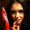 Mine! (: Would This icoon Work? She Is Playing Katherine In This Icon! Lol!