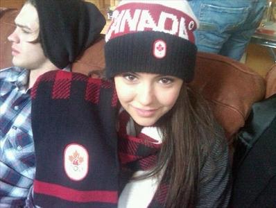 24 : Nina with Paul ♥