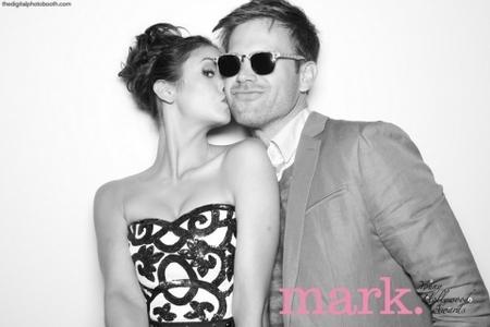 28: Nina with Zach Roerig