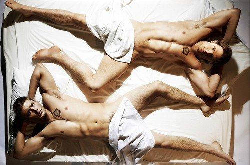jensen ackles full body naked