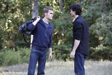 3: Damon & Stefan Pilot
