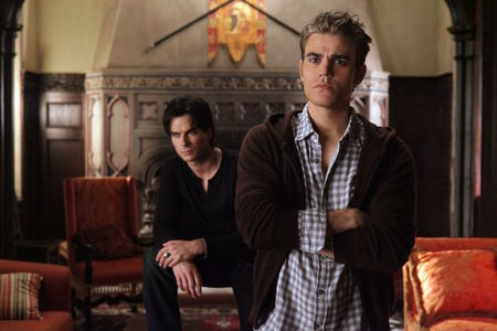 5: Damon & Stefan The Return!