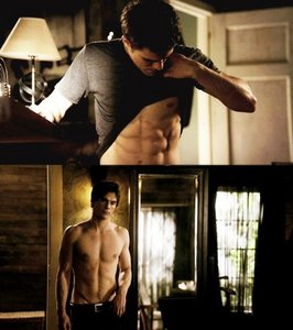 Damon and Stefan 1x20