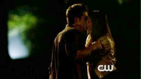 Stefan and Elena 1x12...:D